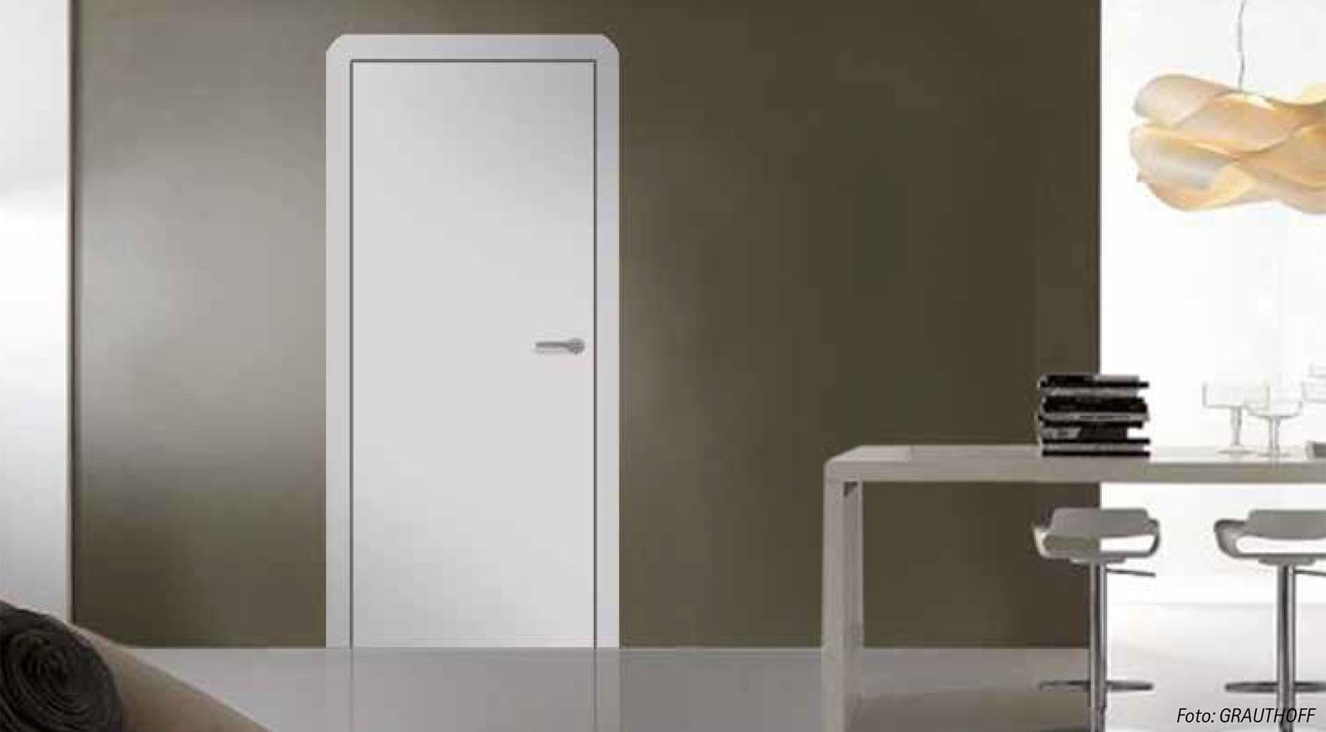 Eine vielfältige Erlebniswelt rund um das Thema Türen bietet Holz Roeren