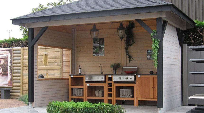 wohnen in der natur mit dem eigenen gartenhaus holz roeren gmbh. Black Bedroom Furniture Sets. Home Design Ideas