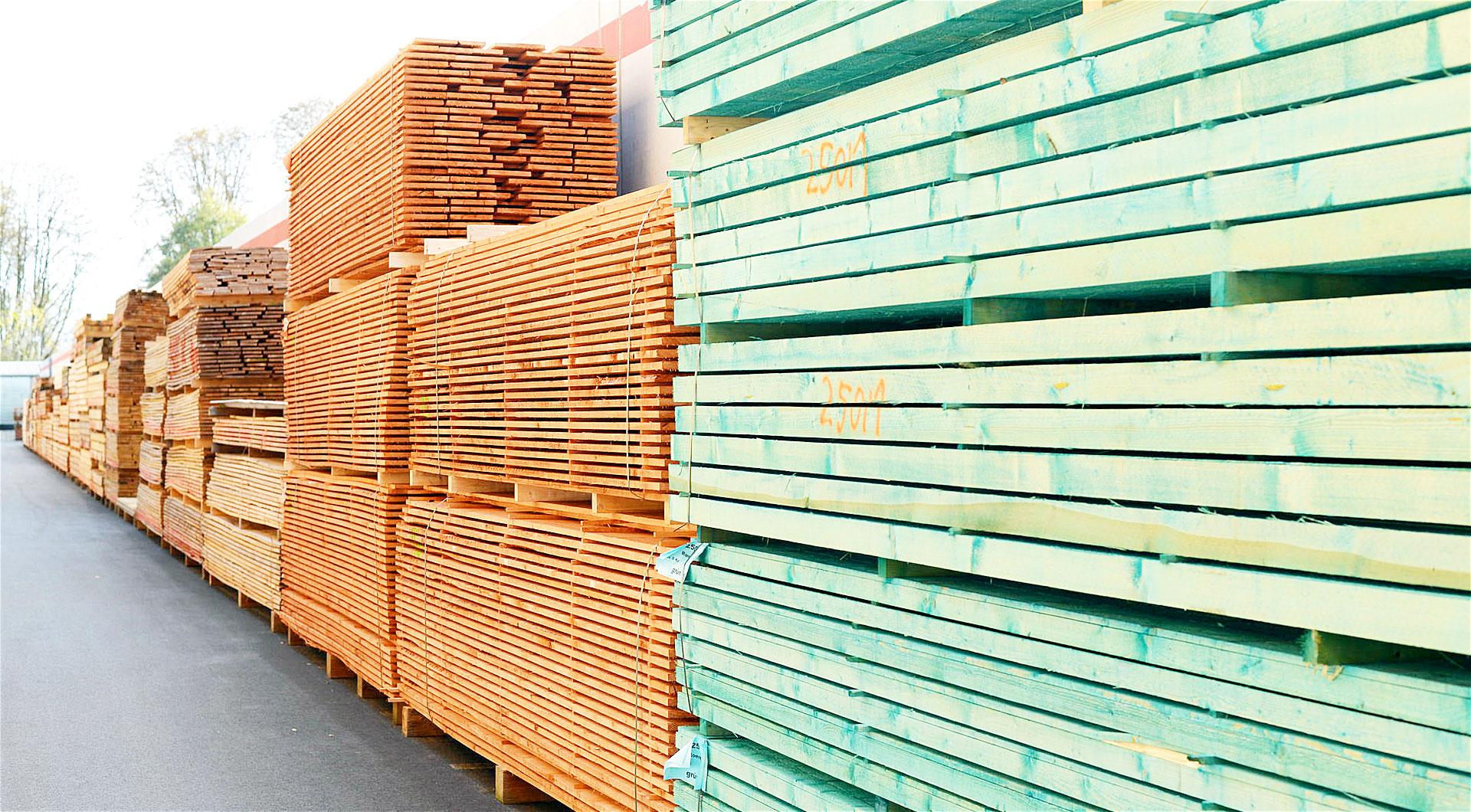 Holz Roeren verfügt über eine große Auswahl an Latten und Rahmen