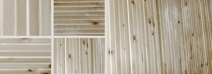 Schalbretter von Holz Roeren sind stabil, robust und tragfähig