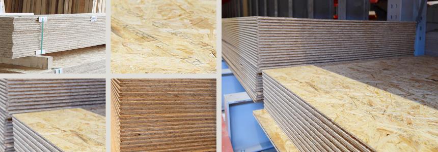 OSB Platten von Holz Roeren praktisch und vielseitig einsetzbar