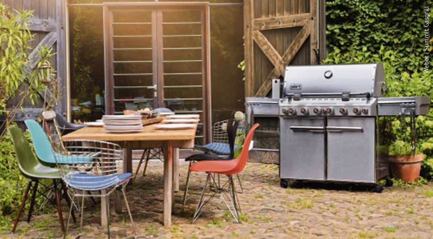 Weber Summit Charcoal Holzkohlegrill : Weber summit charcoal grill center ✓ holz ziller
